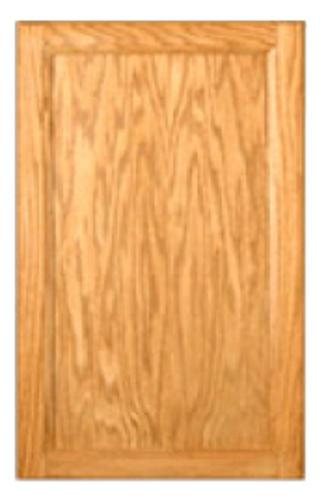 """Kitchen Kompact Chadwood 30"""" x 34.5"""" Oak Base Cabinet at ..."""