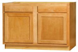 Kitchen Kompact Mellowood 48 Quot X 34 5 Quot Maple Base Cabinet