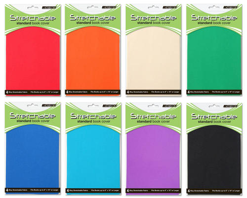 Kittrich® Stretchable Standard Book Covers
