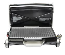 George Forman® Tabletop Propane Gas Grill at Menards®