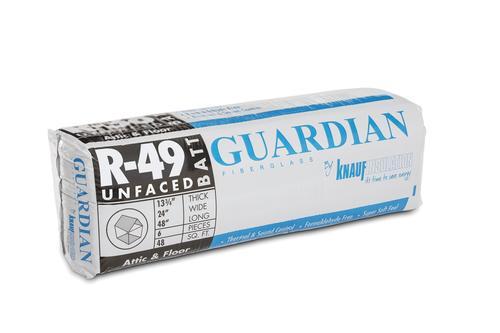 R 49 Unfaced Fibergl Insulation Batt
