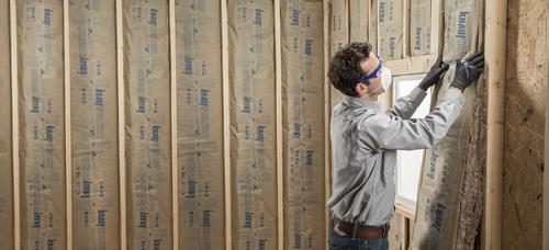 Guardian R-13 Kraft Faced Fiberglass Insulation Batt 15