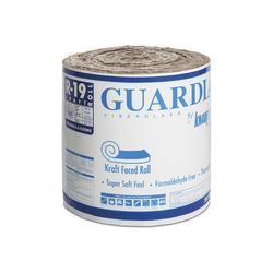 Guardian R 19 Kraft Faced Fiberglass Insulation Roll 23 Quot X