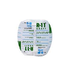 Ecobatt 174 R 11 Kraft Faced Fiberglass Insulation Batt 15 Quot X