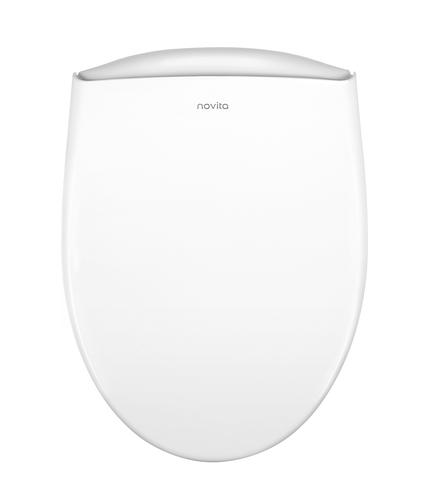Groovy Novita Series 2 Elongated Bidet Toilet Seat In White At Menards Pabps2019 Chair Design Images Pabps2019Com