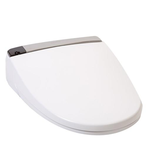 Groovy Novita Series 3 Elongated Bidet Toilet Seat In White At Menards Short Links Chair Design For Home Short Linksinfo