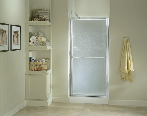 Sterling Finesse 36 Quot W X 65 1 2 Quot H Framed Pivot Shower