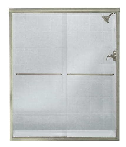 Sterling Finesse 59 5 8 Quot W X 70 5 16 Quot H Semi Frameless