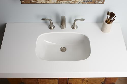 Sterling Stinson Undercounter Bathroom Sink (No Faucet