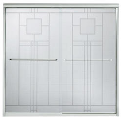 Sterling Finesse 59 5 8 Quot W X 58 1 16 Quot H Semi Frameless