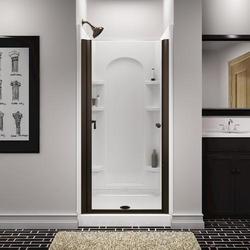 Think, shower door really. All