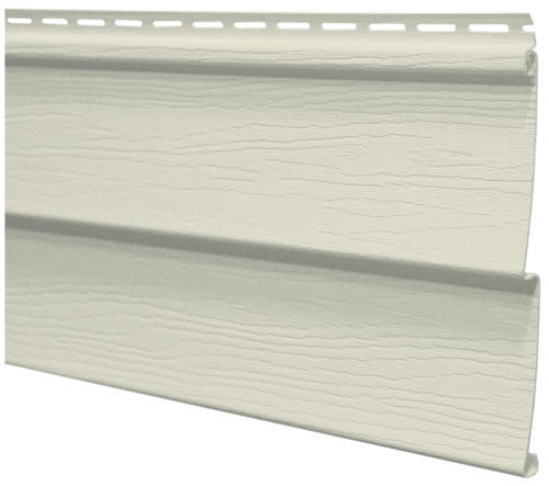 Cedar Creek Double 4 Quot X 12 6 Quot Vinyl Siding At Menards 174