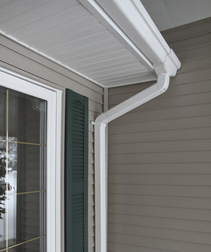 Abtco 10 X 12 Solid Vinyl Soffit At Menards