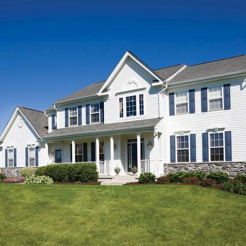 Cedar Creek Double 4 Quot X 12 6 Quot Dutchlap Vinyl Siding At
