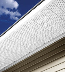 Abtco 174 12 Quot X 12 Vented Vinyl Soffit At Menards 174