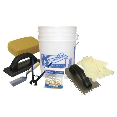 Superior Tile Cutter® Inc  and Tools DIY Tile Tool Kit at Menards®