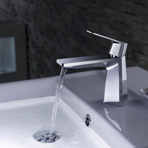 Enjoyable Kraus Novus One Handle Vessel Bathroom Faucet Brushed Download Free Architecture Designs Ogrambritishbridgeorg