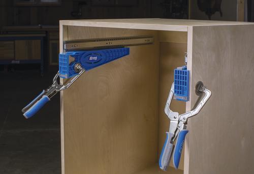 Kreg 174 Drawer Slide Mounting Tool At Menards 174