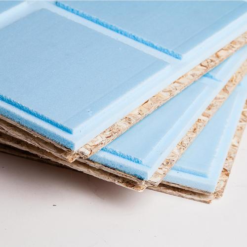 DRICORE R+ Insulated Subfloor Panel 23 5 inch x 23 5 inch at Menards®