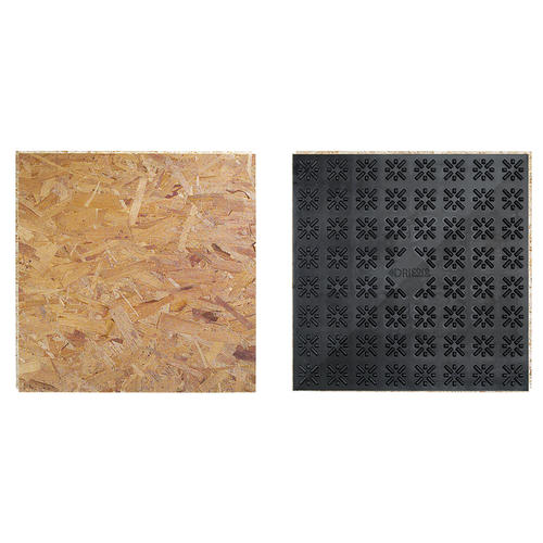 DRICORE Subfloor Membrane Panel 23 25 in x 23 25 at Menards®