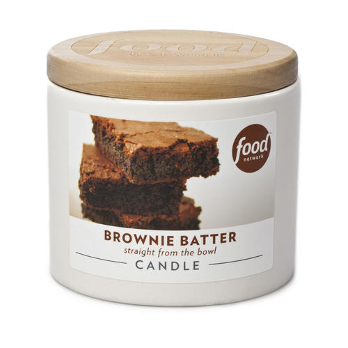 Food network brownie batter candle 675 oz at menards malvernweather Images