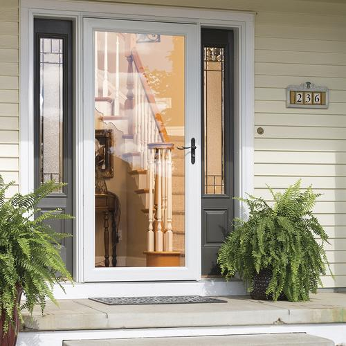 Larson® Lakeview Full-View Storm Door at Menards®