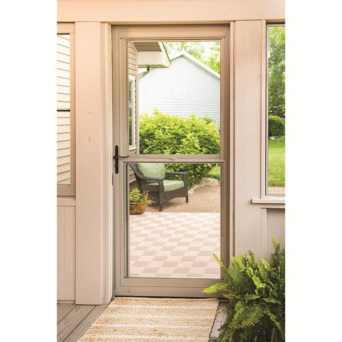 Larson® Lakeview Splitview Plus Full View Storm Door At Menards®