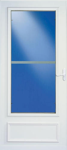 Larson Life Core Triple Track Midview Storm Door At Menards