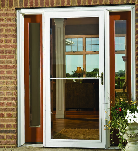 High Quality Larson® Prairieview Screen Away® Full Storm And Screen Door At Menards®
