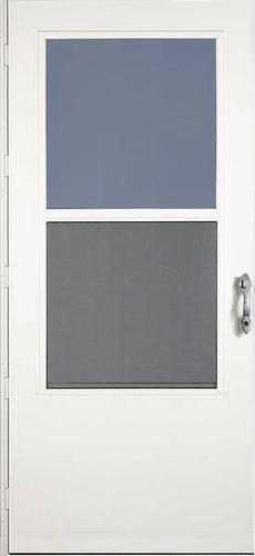 Larson® Titan DuraTech® Door With Reversa Screen At Menards®