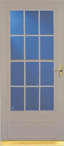 Ss on Larson Screen Away Storm Doors