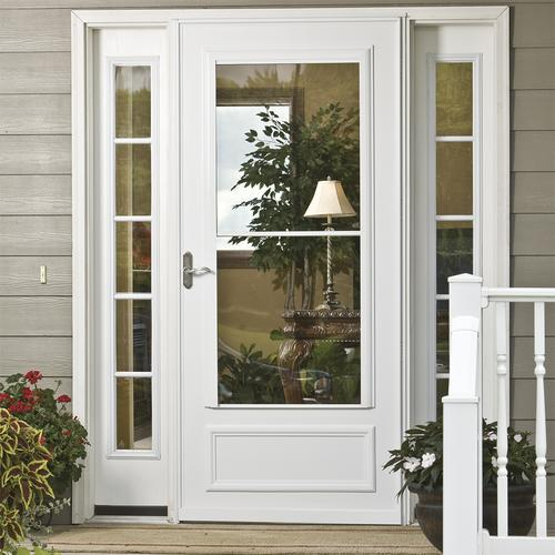 Contemporary envir Lovely - New larson retractable screen door Review