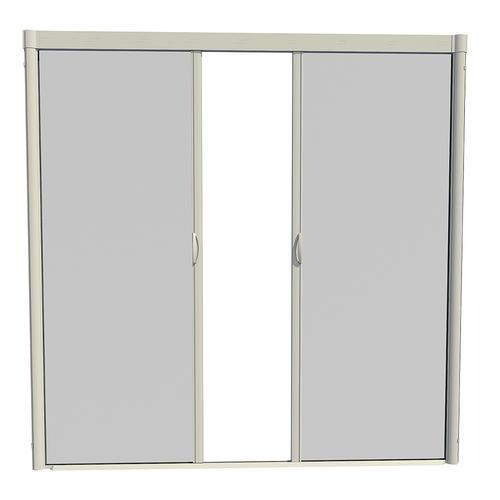 Larson 174 Escape 200 Retractable Double Screen Door At Menards 174