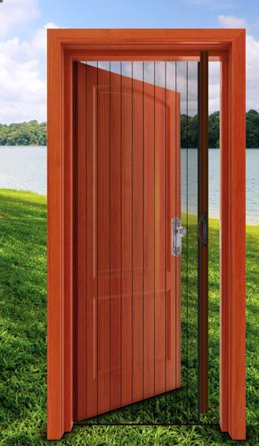 Larson® Inspire 100 Pleated Retractable Screen At Menards®