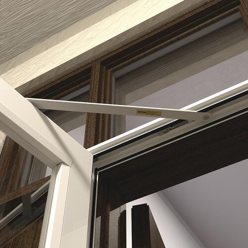 Larson® Platinum Secure Glass Security Storm Door at Menards®