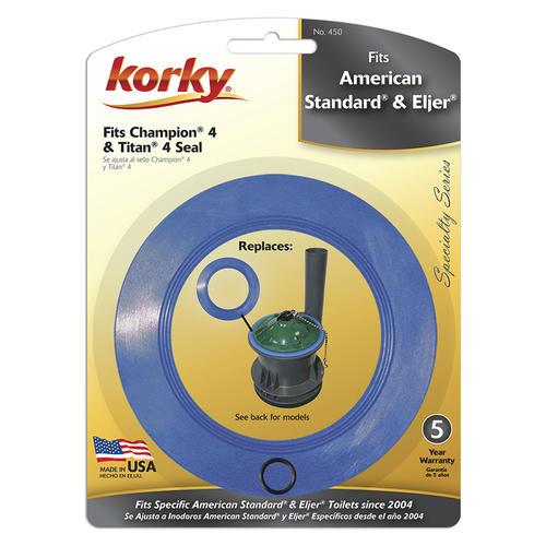 Korky 174 Flush Valve Seal For American Standard Champion 4