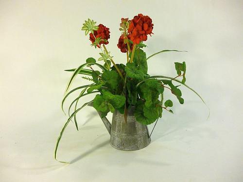 Tabletop Silk Plant Orted Styles Model Number 10f02 Menards Sku 2690014