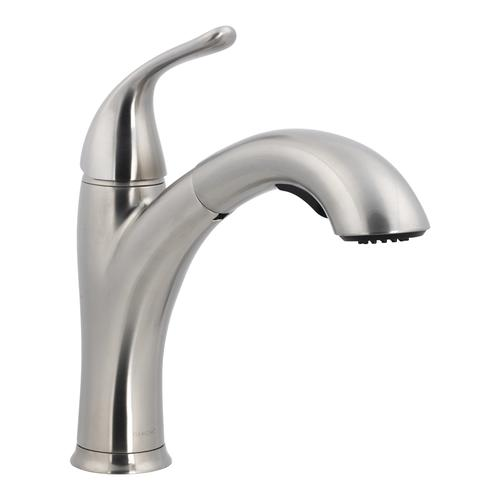 Tuscany Barstow One Handle Pull Out Kitchen Faucet In