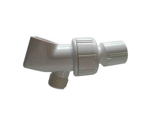 Plumb Works® Shower Arm Bracket - White