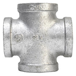 Galvanized Pipe & Fittings at Menards®