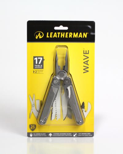 Leatherman Wave 18 In 1 Multi Tool With Sheath At Menards