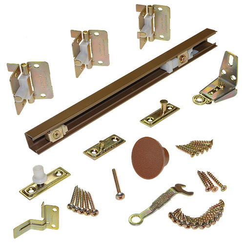 Johnson Hardware 24 Bi Fold Door Track Kit At Menards