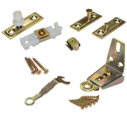 Bon Johnson Hardware 2 Panel Bi Fold Door Hardware Kit At Menards®