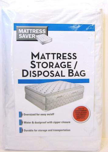 Queen Size Storage Bedroom Sets: Mattress Saver Queen/King-Size Mattress Storage Bag At