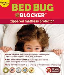 Bed Bug Blocker Queen Mattress Protector At Menards