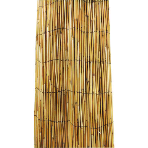 decorative gate in bamboo fence stock image image of.htm 4  x 8  peeled reed fencing at menards    4  x 8  peeled reed fencing at menards