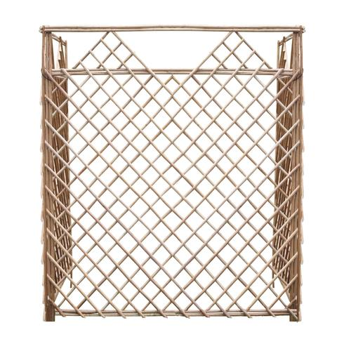3 10 X Led Willow Screen Garden Fence