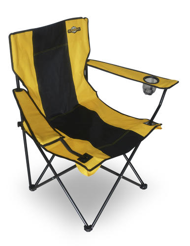 Guidesman 174 Striped Sports Quad Chair Assorted Colors At