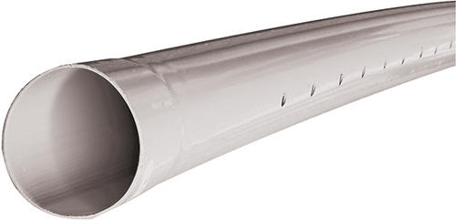 Perforated Pvc Sewer And Drain Pipe Astm D2729 At Menards