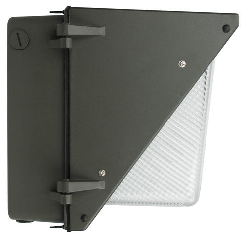 Patriot Lighting® LED Security Wall Pack Outdoor Light At